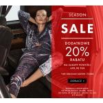 Simple: dodatkowe 20% zniżki na odzież damską z wyprzedaży