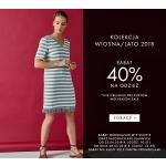 Simple: 40% zniżki na odzież z kolekcji wiosna-lato 2018 oraz 20% zniżki na buty i torby