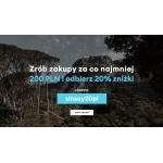 Sinsay: 20% zniżki na cały asortyment odzieży