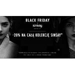 Black Friday w Sinsay: 20% zniżki na całą kolekcję