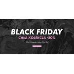Black Friday Sinsay: 20% rabatu na całą kolekcję
