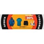 Sklep Biegacza: od 30% zniżki na odzież sportową