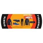 Sklep Biegacza: do 45% zniżki na odzież i obuwie sportowe marki Adidas Terrex