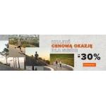 Sklep Biegacza: od 30% zniżki na odzież i obuwie sportowe