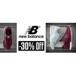 Sklep Luz: wyprzedaż 30% rabatu na obuwie marki New Balance