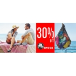 Sklep Luz: 30% rabatu na buty marki Crocs