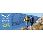 Sklep Luz: 20% zniżki na nową kolekcję marki Salewa