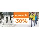 Sklep Luz: 30% rabatu na odzieżmarki Merrell