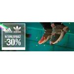 Sklep Luz: wyprzedaż 30% zniżki na obuwie marki Adidas
