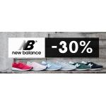 Sklep Luz: wyprzedaż 30% rabatu na buty marki New Balance