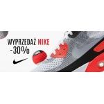 Sklep Luz: wyprzedaż 30% zniżki na produkty marki Nike