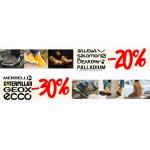 Sklep Luz: wyprzedaż do 30% zniżki na obuwie znanych marek