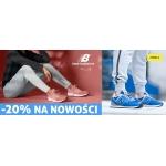 Sklep Luz: 20% rabatu na nową kolekcją marki New Balance