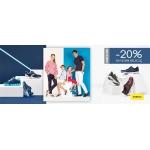 Sklep Luz: 20% zniżki na nową kolekcję marki Geox