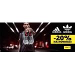 Sklep Luz: 20% zniżki na nową kolekcję marki Adidas