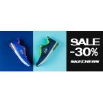 Sklep Luz: wyprzedaż 30% zniżki na buty Skechers
