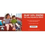Sklep-Luz.pl: 10% zniżki na całą kolekcję Crocs