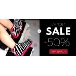 Slippersfamily: zimowa wyprzedaż do 50% zniżki na buty dla dzieci i młodzieży