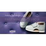 Slippersfamily: nowa kolekcja obuwia na białej podeszwie za 119,9 zł