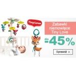Smyk: do 45% zniżki na zabawki niemowlęce Tiny Love