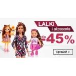 Smyk: do 45% zniżki na lalki i akcesoria