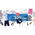 Smyk: 30% zniżki na ubrania