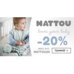 Smyk: 20% zniżki na zabawki niemowlęce Nattou
