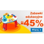 Smyk: do 45% zniżki na zabawki edukacyjne