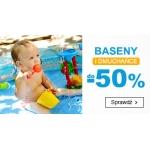 Smyk: do 50% rabatu na baseny i dmuchańce