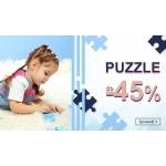 Smyk: do 45% zniżki na puzzle