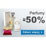 Smyk: do 50% zniżki na perfumy