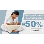 Smyk: do 50% zniżki na akcesoria do karmienia piersią