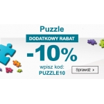 Smyk: dodatkowe 10% zniżki na puzzle