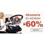 Smyk: do 60% zniżki na akcesoria do wózków dziecięcych