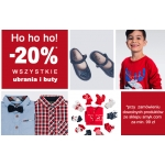Smyk: 20% zniżki na ubrania i buty