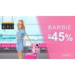 Smyk: do 45% zniżki na lalki Barbie