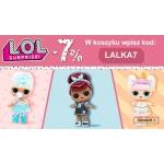 Smyk: dodatkowe 7% zniżki na lalki marki L.O.L.