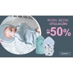 Smyk: do 50% rabatu na rożki, beciki, otulaczki niemowlęce