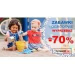 Smyk: wyprzedaż do 70% rabatu na zabawki ogrodowe