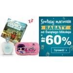 Smyk: do 60% zniżki na zabawki, perfumy i odzież