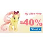 Smyk: do 40% rabatu na zabawki My Little Pony