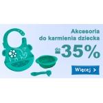 Smyk: do 35% zniżki na akcesoria do karmienia