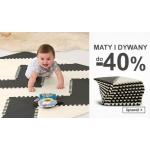 Smyk: do 40% rabatu na maty i dywany