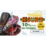 Smyk: Happy Hours extra 10% zniżki na piórniki dziecięce