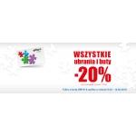Smyk: 20% zniżki na ubrania i buty dziecięce