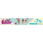 Smyk: 7% zniżki na laleczki LOL