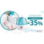 Smyk: do 35% zniżki na aspiratory i nawilżacze