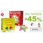 Smyk: do 45% zniżki na gry familijne