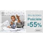 Smyk: do 55% zniżki na pościele dziecięce