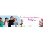 Smyk: do 50% rabatu na prezenty na Dzień Dziecka